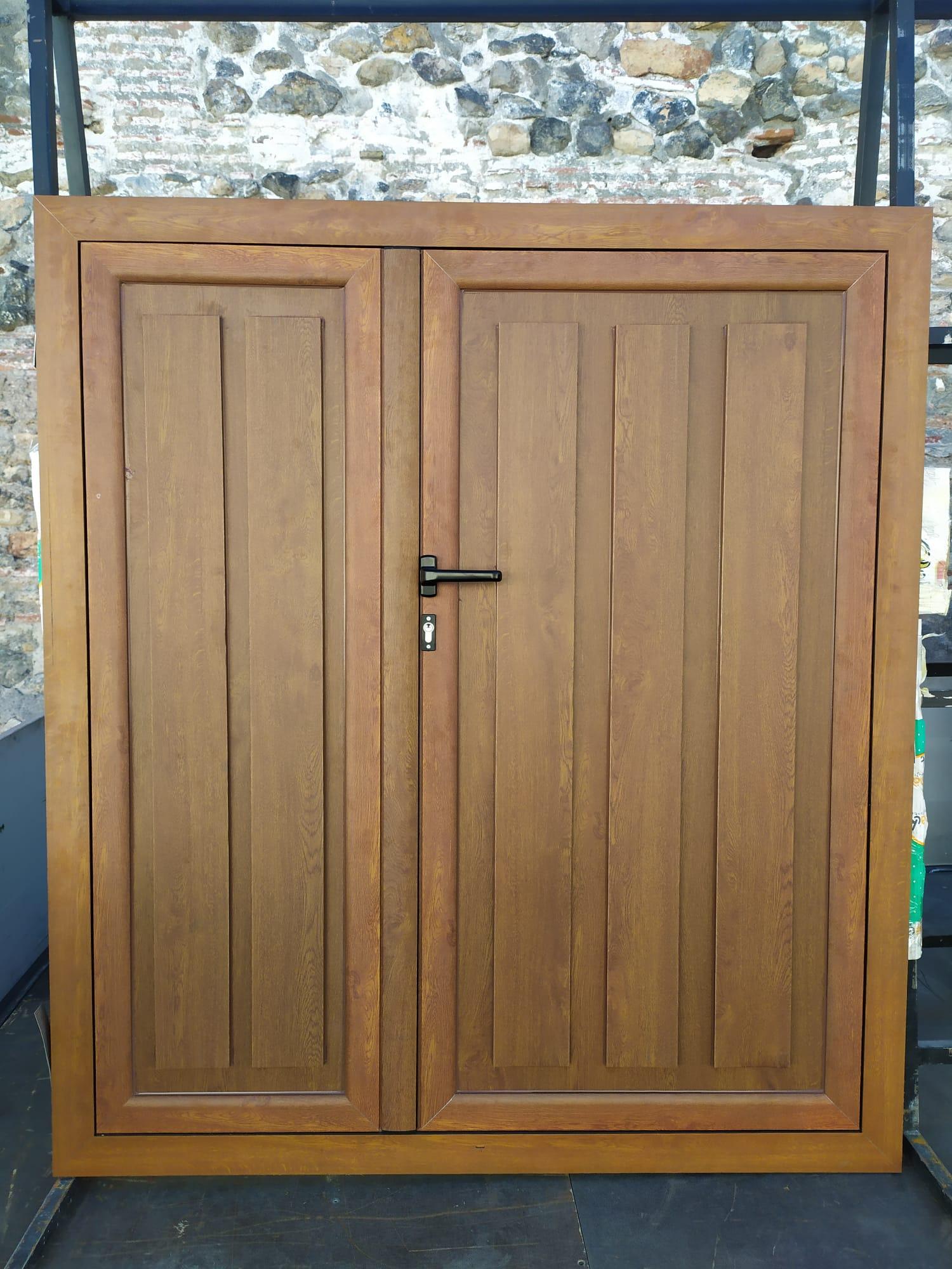 puerta alum
