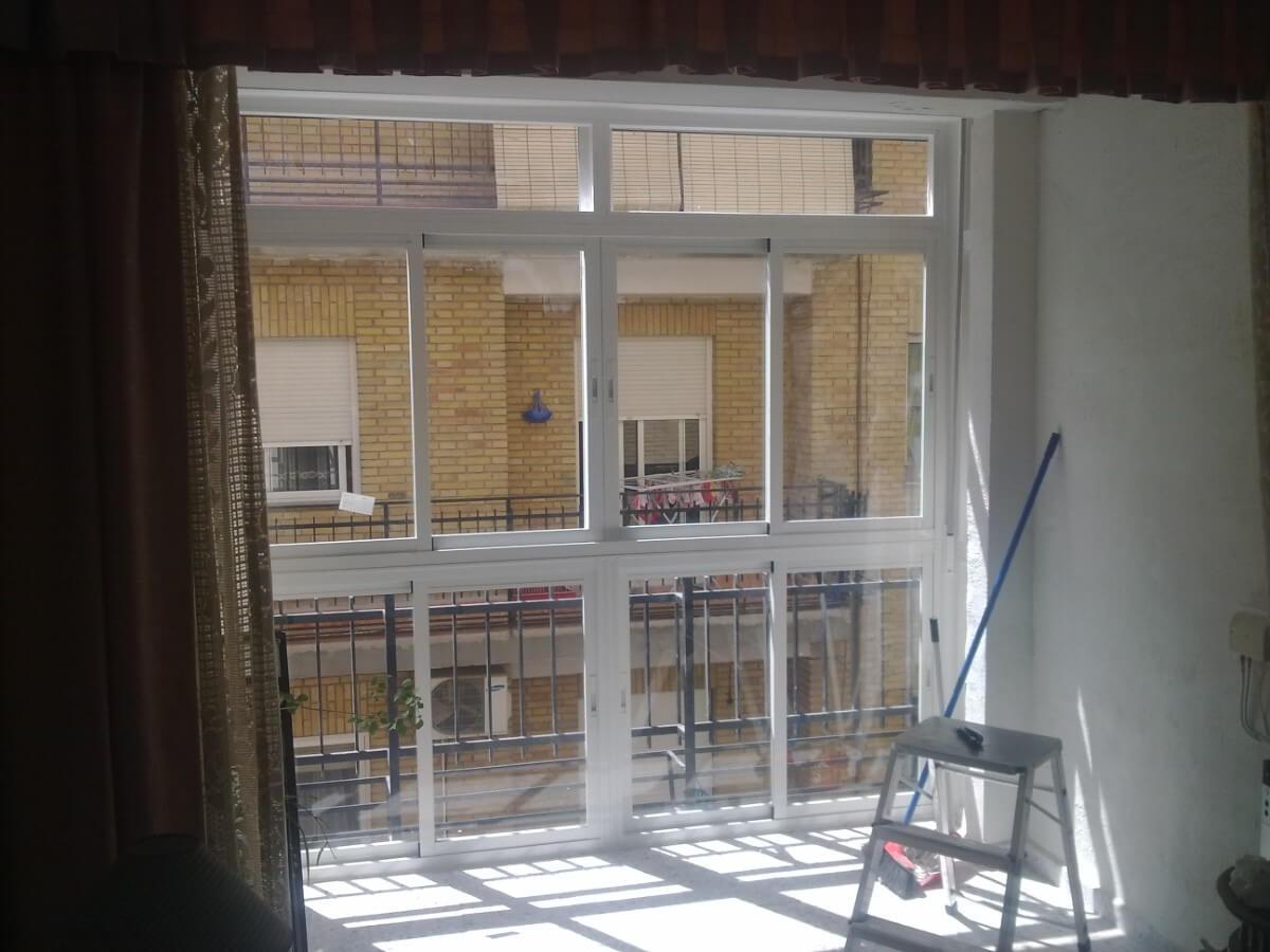 cerramiento balcón